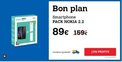 Nokia 2.2 darty