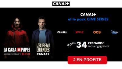 Bouquet Canal Netflix