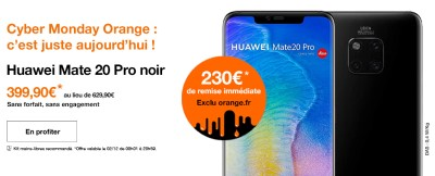 Mate 20 Pro Orange Huawei