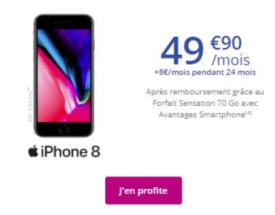 iphone 8 promo BT