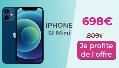 iPhone 12 Mini Soldes
