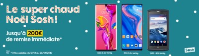 Promo SOSH Smartphone