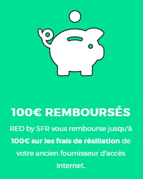 offre internet red
