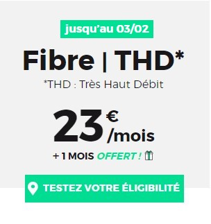 Fibre promo RED BOX
