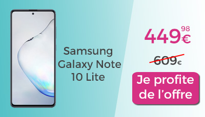 galaxy note 10 lite electrodepot