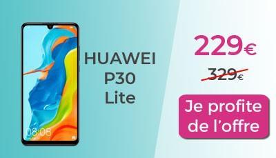 Huawei P30 Lite promo Cdiscount