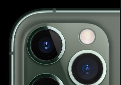 triple capteur photo iPhone 11 pro