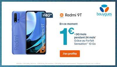 Redmi 9T promo Xiaomi BT