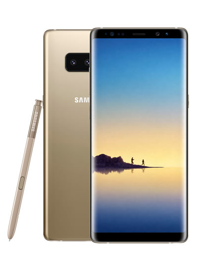 image Galaxy Note 8